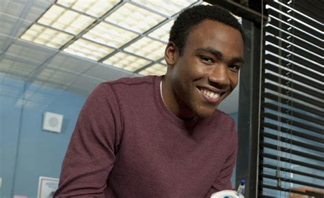 Community Donald Glover To Appear In Less Episodes In