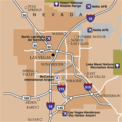 mccarran international airport airport maps maps and