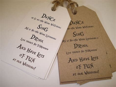 20 Vintage/shabby Chic Style Wedding Favour Tags