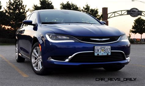 Chrysler Limited by Road Test Review 2015 Chrysler 200 Limited Is Thisclose