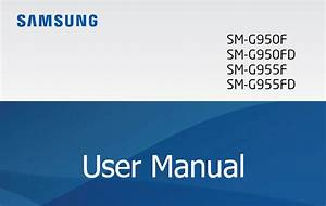 Samsung Galaxy S8 User Manual Pdf