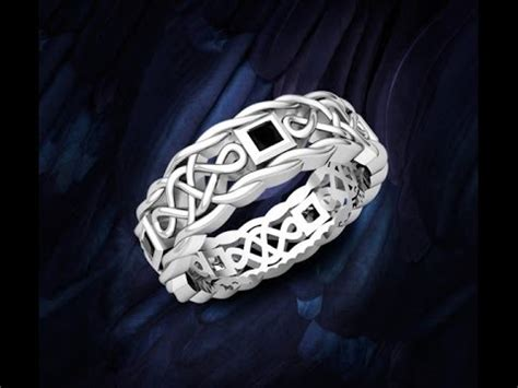 where does the wedding ring come from pagan god