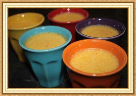 dessert avec des clementines mousse aux cl 233 mentines les petits plats de patchouka