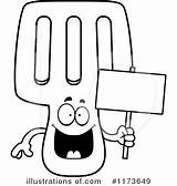 Spatula Clipart Illustration Royalty Cory Thoman Rf sketch template