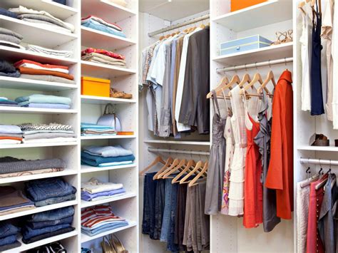 a closet that fits your needs hgtv