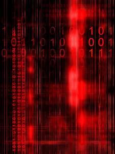 Blue Matrix Code Wallpaper Live - WallpaperSafari