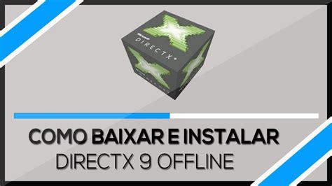 directx 9 2014 baixar offline