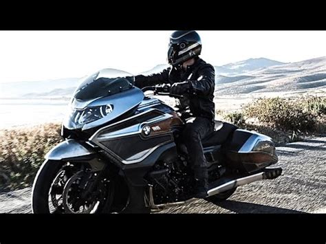 Bmw Motorcycle Commercial by Bmw Tourer Motorcycle Bagger Cruiser Bmw 101 Concept Rsd