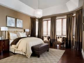 schlafzimmer beige wei modern design curtain ideas for bedrooms large windows