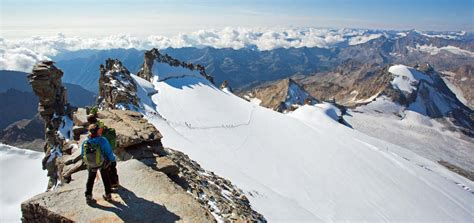 Gran Paradiso by Gran Paradiso Summit Climb With Guides Mountaineering In