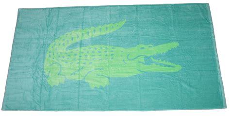 serviette de plage de marque serviettes de plage hello ralph et draps de plage maillot de bain