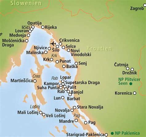 lovran kroatien karte  blog