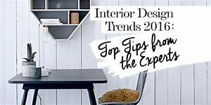 2016 interior design trends top tips from the experts for Interior decorating colors 2016