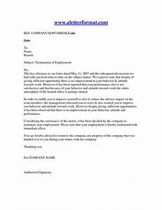 cover letter after being fired - letter of reference for fired employee