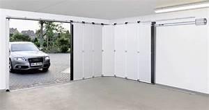 sliding garage doors offering some benefits traba homes With porte garage battant pvc