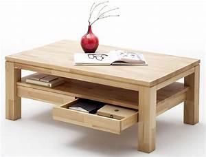 Table Basse Avec Tiroir : table basse pas cher avec tiroir le bois chez vous ~ Teatrodelosmanantiales.com Idées de Décoration
