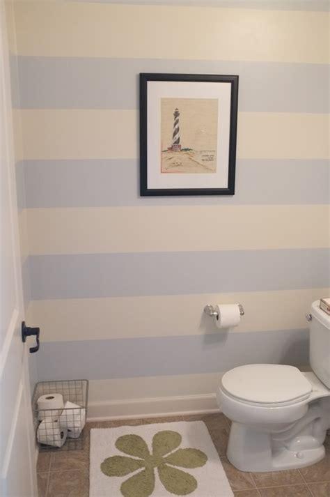 bathroom towel designs striped walls in a small half bathroom