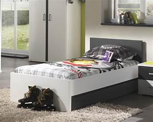 lit garcon blanc With amazing couleur pour bebe garcon 7 le lit voiture pour la chambre de votre enfant