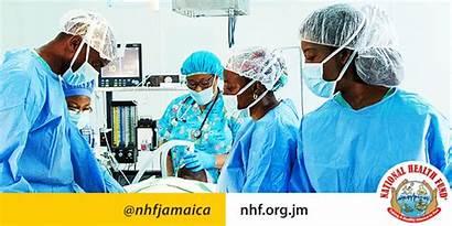 Nhf Health National Fund Hospital Grants Jamaica