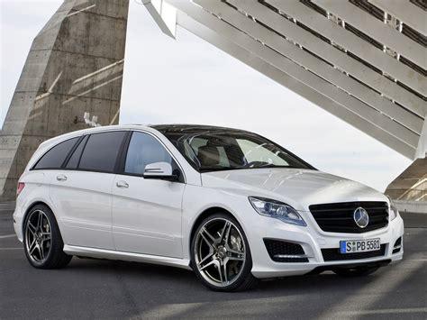 Fake Mercedes Benz R-klasse
