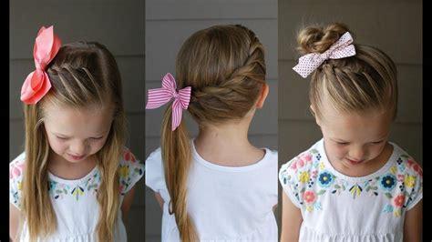 Wow Simple Hair Styles #longeasyhairstyles Kids