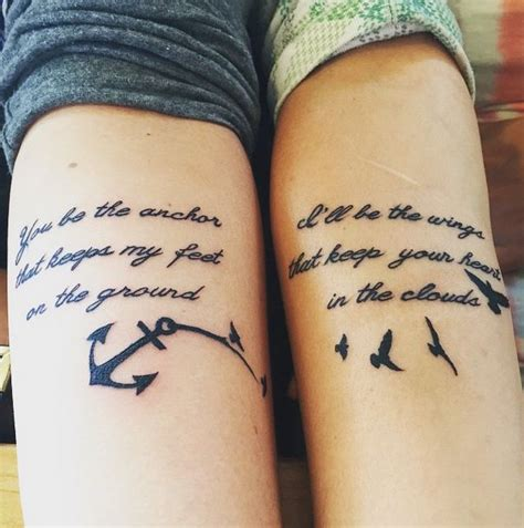 Meaningful Tattoos For Relationships
