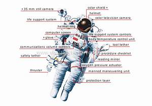Astronaut Space Suit Diagram - Pics about space