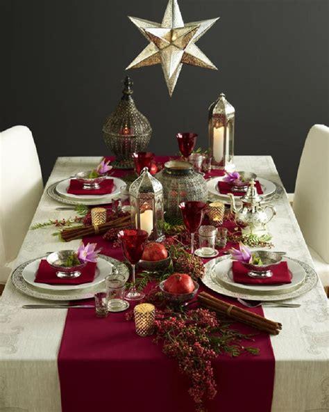 top  inspirational ideas  christmas dinner table