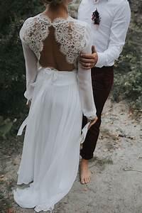 Tenue Mariage Boheme : inspiration mariage d 39 automne kamelion couture ~ Dallasstarsshop.com Idées de Décoration