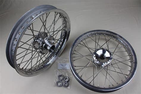Front Wheels Aluminium Rim « Triking Shop