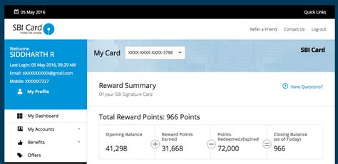 What are the various options to utilize your reward points? How I Earned Rs.18,000 with SBI Signature Credit Card - CardExpert