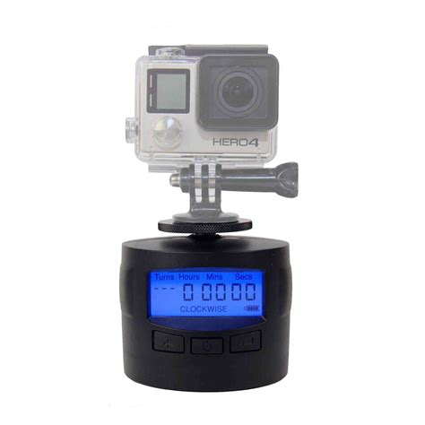 buy turnspro timelapse camera mount  smartphone clip