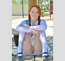 Dolly Teen Redhead Pigtails Nude Ftvgirls