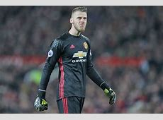 Shock David De Gea transfer claim Man United ace to join
