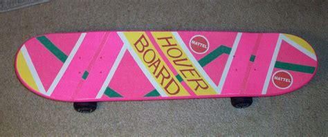 bttf hoverboard skateboard deck real hoverboard skateboard