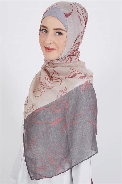 sell mapala pashmina pink hijab essential hijabenkacom
