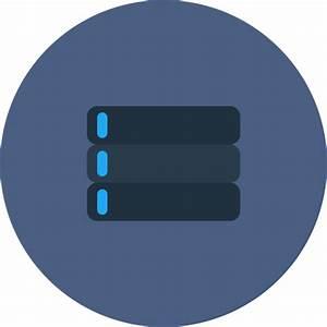 Database, internet, server, storage, web icon | Icon ...