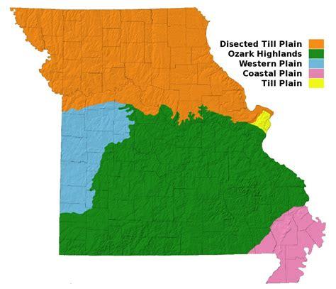 Geography of Missouri - Wikipedia