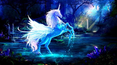 unicorn horse hd wallpapers