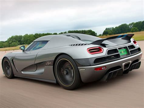 New Koenigsegg Supercar