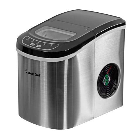 27 Lb. Portable Ice Maker   Ice Makers   Kitchen