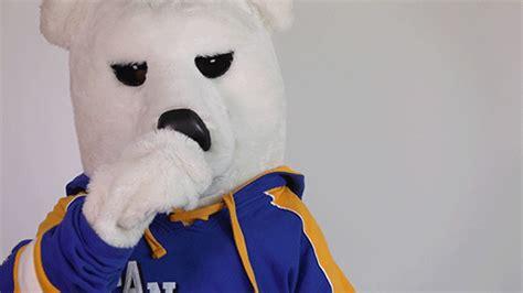 Sad Mascot S  By University Of Alaska Fairbanks