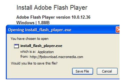 install adobe flash player 7 download