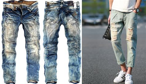 How To Bleach Jeans For Guys - Oasis amor Fashion