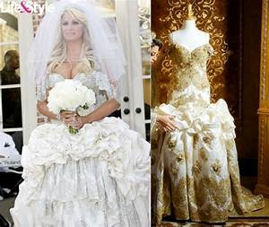 celebrity wedding dresses at a fraction of the cost With kim zolciak wedding dress