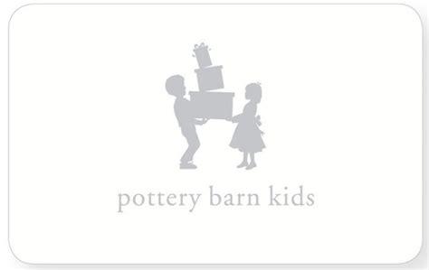 Buy Pottery Barn Kids Gift Cards