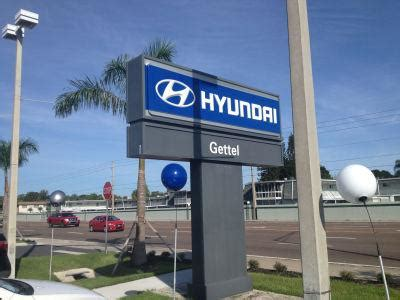 Gettel Hyundai by Gettel Hyundai Of Sarasota Car Dealership In Sarasota Fl