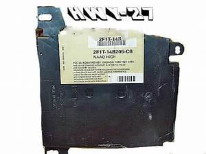 Sell 2002 2003 Sable Taurus Bcm Fuse Box Mounted 2f1t