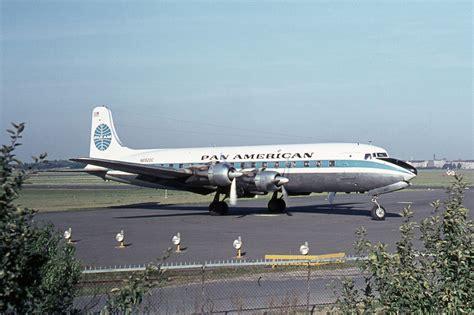File:Douglas DC-6B, N6520C, Pan American World Airways.jpg ...