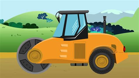 Construction Videos For Kids